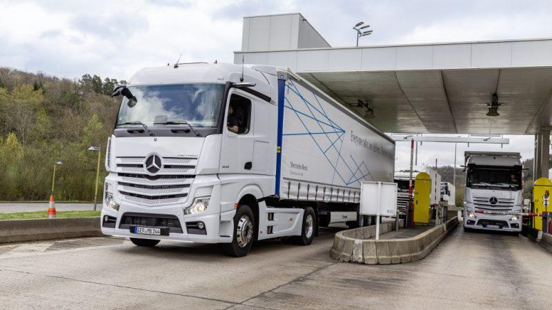 Logistyka w Daimler: automatyczny proces komunikacji dla dostaw