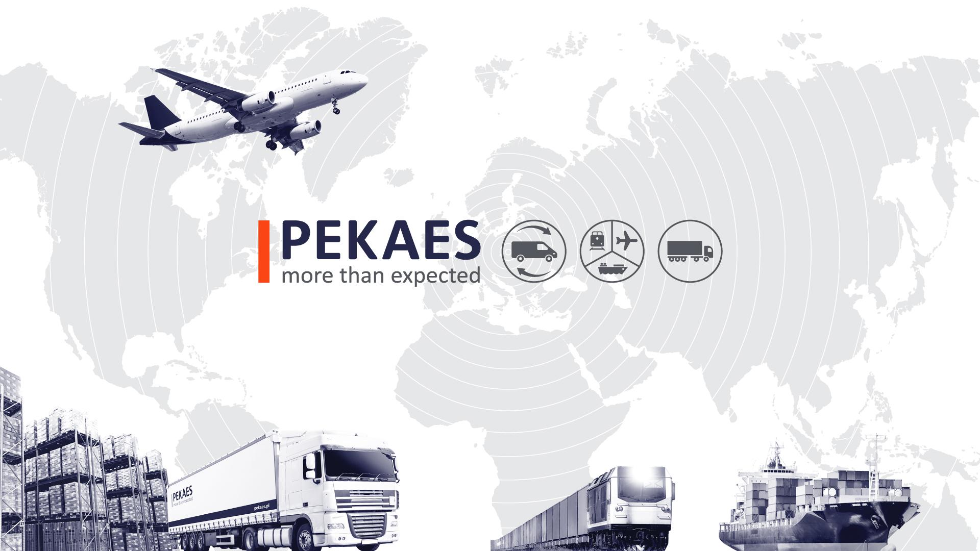 Kompleksowo, globalnie i na czas. PEKAES w spedycji morskiej do i z Chin.