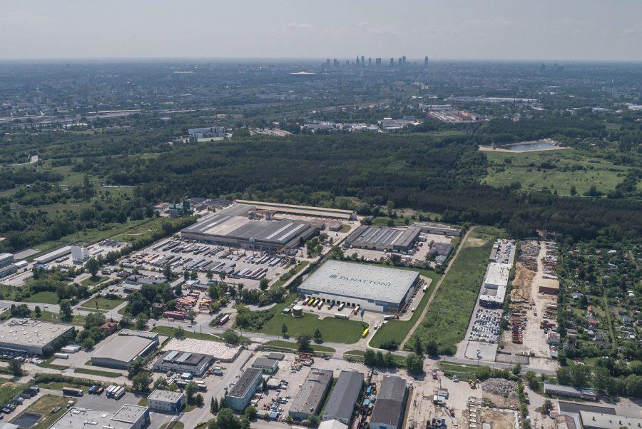 Warszawa: kolejny park dla logistyki miejskiej