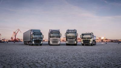 Rusza sprzedaż ciężarowych Volvo