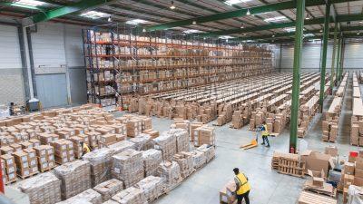 Log'ins wybrany jako partner łańcucha dostaw przez VEJA we Francji
