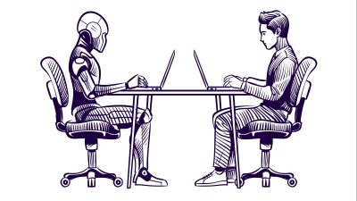 Praca 2035- przyszłość oparta na AI