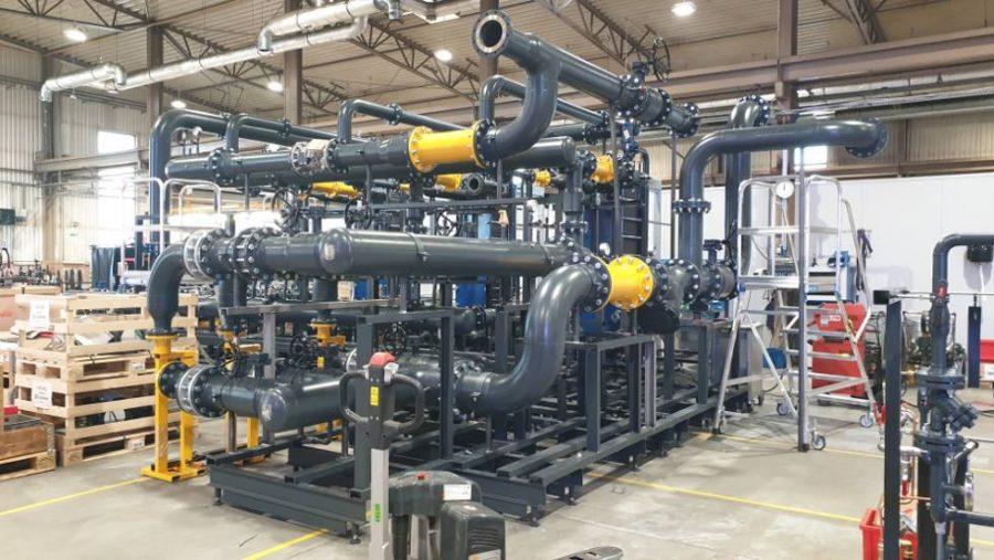Wyjątkowy projekt produkcyjny Danfoss w Tuchomiu