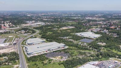 Wystartowała budowa Panattoni Park Ruda Śląska III
