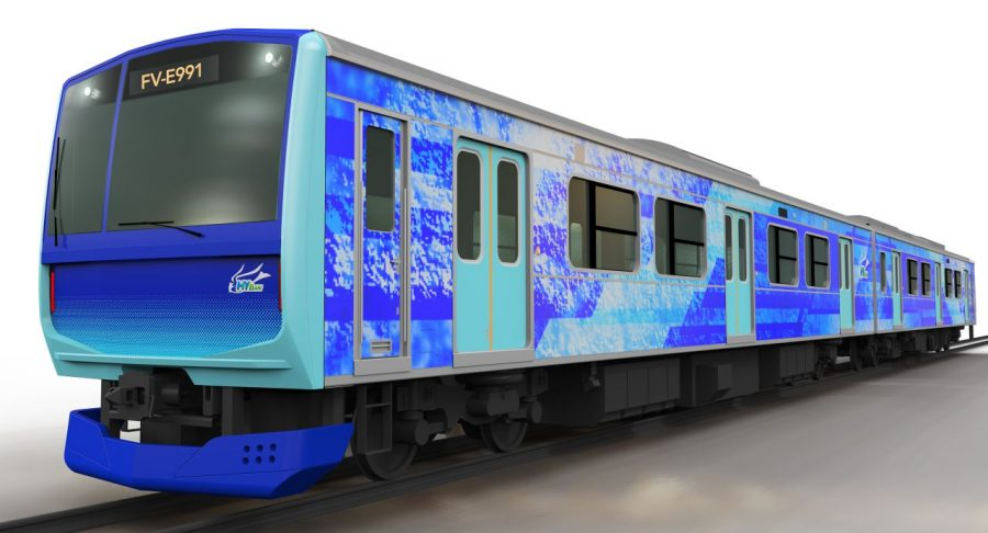 Ruszają prace nad nowym hybrydowym pociągiem wodorowo-elektrycznym