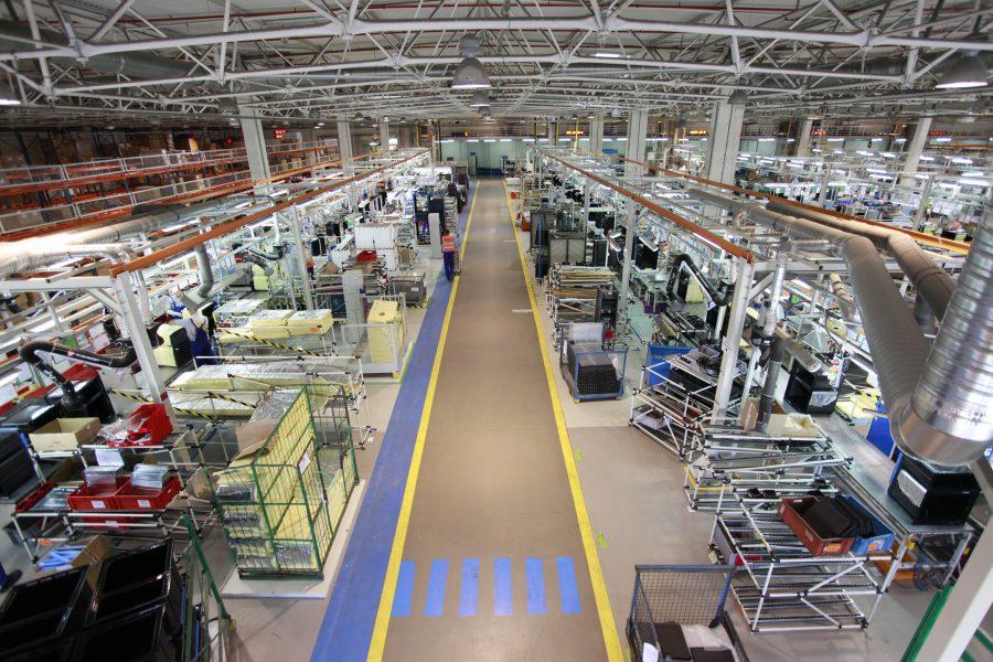 Whirlpool  świętuje Dzień Produkcji także w Polsce