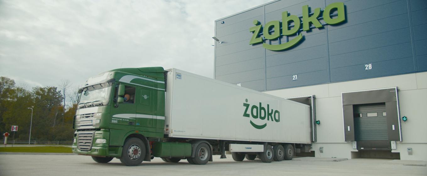 Żabka inwestuje w łańcuch dostaw