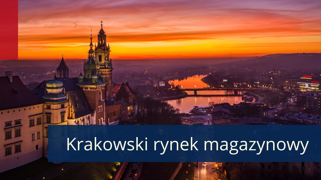 Rozwój na wschód szansą dla krakowskiego rynku magazynowego?