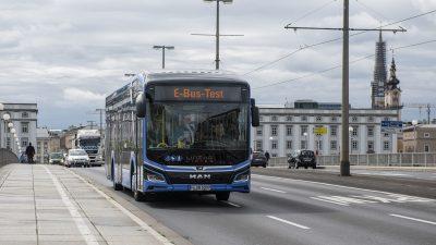 Ruszyła produkcja elektrycznych autobusów MAN-a w Starachowicach