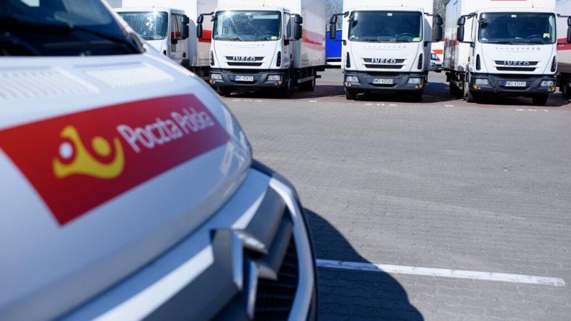Poczta Polska tworzy narzędzie do przebudowy sieci logistycznej