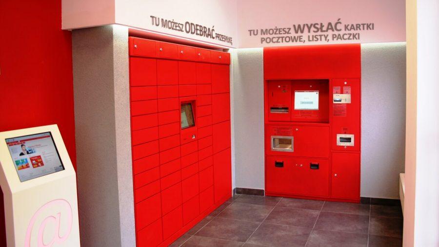 Poczta Polska rozwija sieć automatów paczkowych