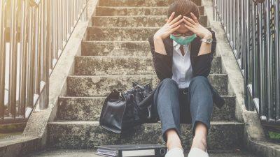 Pandemia pogorszyła zdrowie psychiczne pracowników