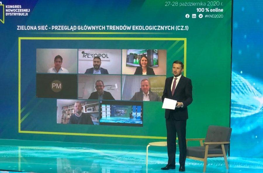 Przedstawiciele rządu i biznesu o przyszłości polskiego handlu – 2. edycja Kongresu Nowoczesnej Dystrybucji