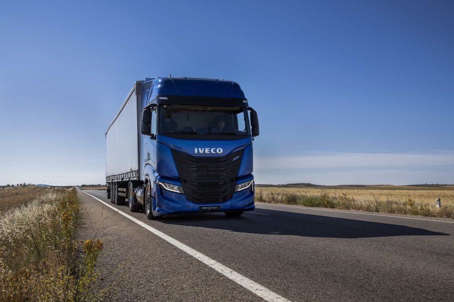 Zrównoważona Ciężarówka Roku 2021