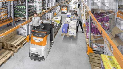 Pogoń MŚP za automatyzacją
