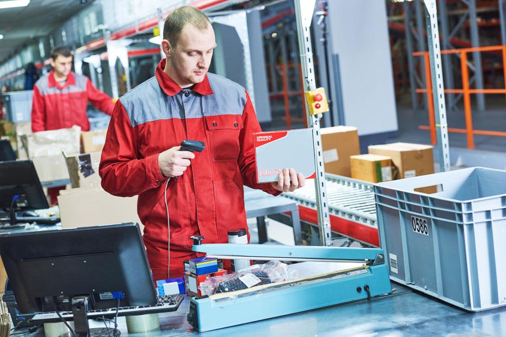 System magazynowy dla e-commerce