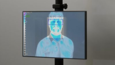HeatBOT – system do pomiaru temperatury człowieka