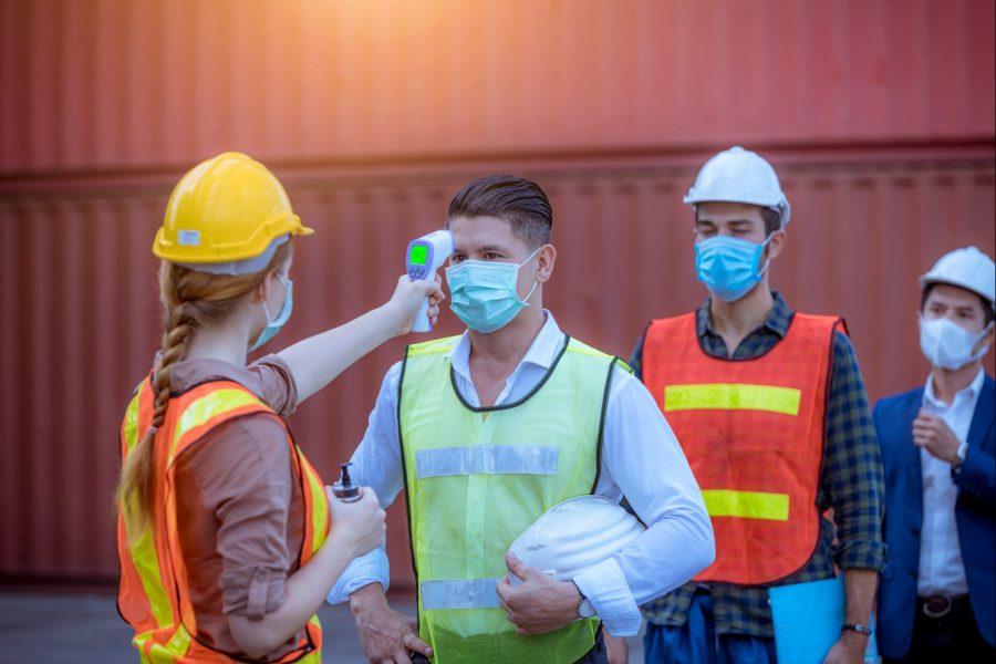 Bezpieczeństwo i kontrola nowoczesnej linii produkcyjnej