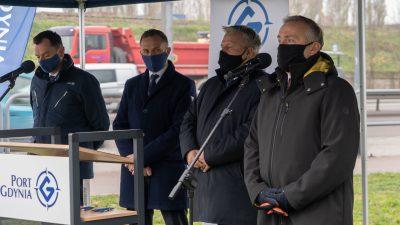 Porozumienie w sprawie Drogi Czerwonej w Gdyni