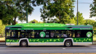 Tysiąc elektrycznych autobusów z Bolechowa