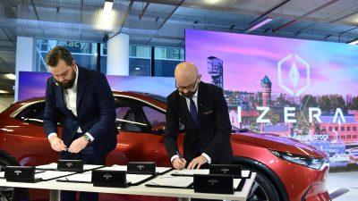 Polski samochód elektryczny ma być produkowany w Jaworznie