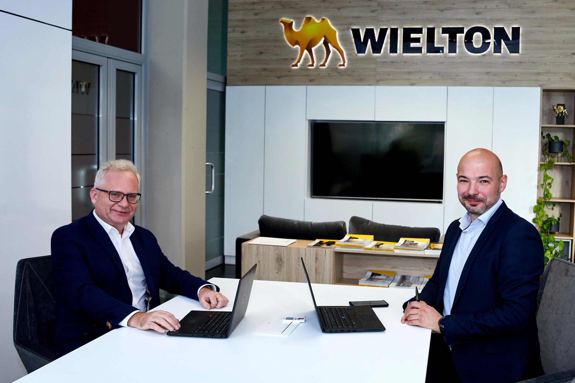 Współpraca Wielton i Webfleet Solutions przy telematyce dla naczep