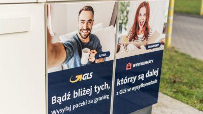 Nadawanie przesyłek za granicę – kolejna nowość od GLS