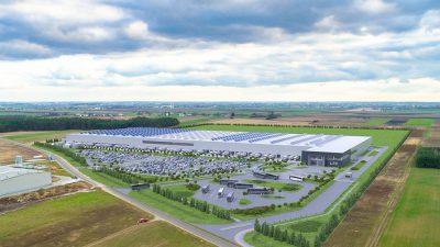 LPP rozpoczyna budowę nowego centrum dystrybucyjnego