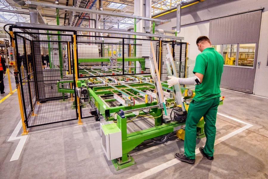 Innowacyjny projekt ML System i Pilkington Automotive Poland