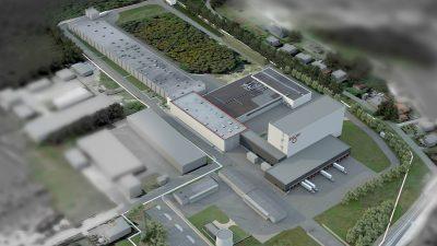 Dan Cake zbuduje centrum logistyczne