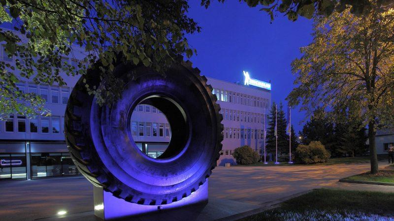 Michelin w Olsztynie od 25 lat