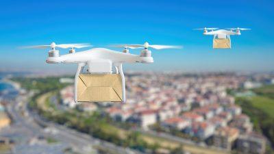 Technologie satelitarne i bezpieczeństwo dronów