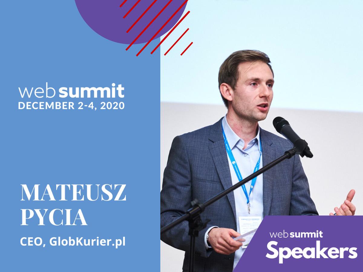GlobKurier.pl na Web Summit – największej konferencji technologicznej!