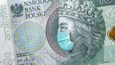 PKB Polski spadł w 2020 roku o 2.8 proc.