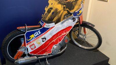 WOŚP: wylicytuj motocykl żużlowego mistrza Polski!
