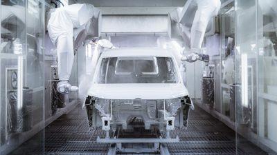 Volkswagen Poznań pozostał liderem produkcji samochodów w Polsce