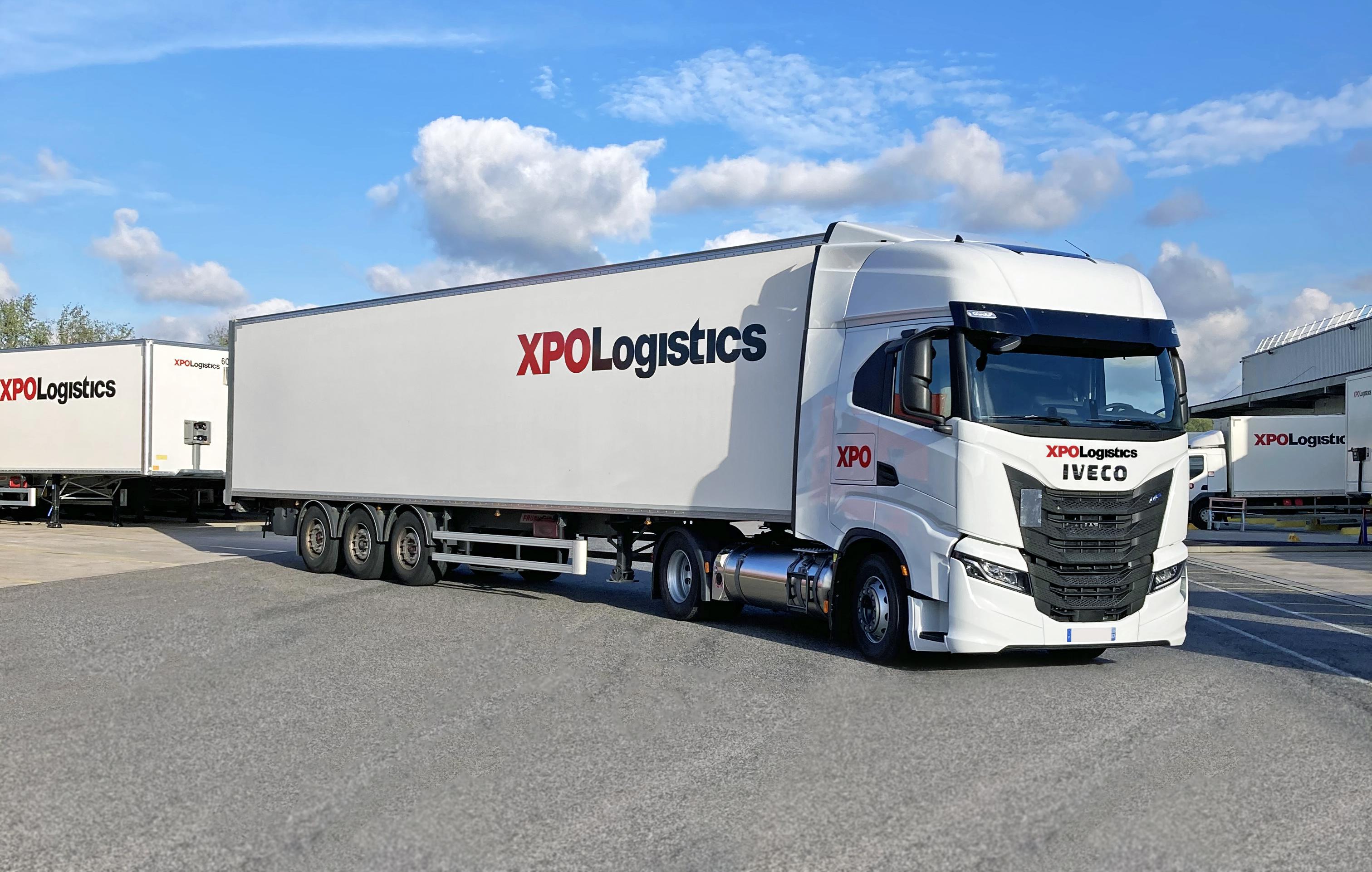 XPO inwestuje we flotę drogową we Francji, koncentrując się na zrównoważonym rozwoju