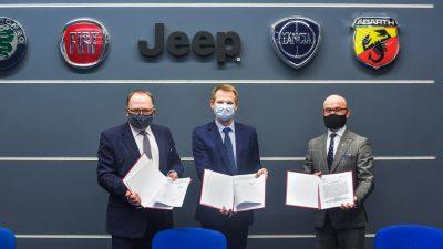 Nowe Fiaty, Jeepy i Alfa Romeo wyjadą z Tych