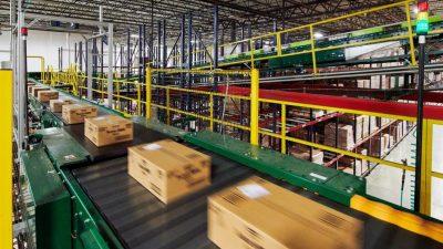 Nieruchomości logistyczne i e-commerce zmniejszają ślad węglowy