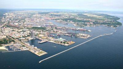 Polskie porty utrzymują stabilną pozycję mimo epidemii