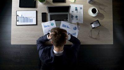 Bankructwa boi się co trzecia firma, najczęściej w usługach i produkcji