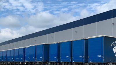 VIVE Logistics potwierdza najwyższą jakość obsługi produktów spożywczych