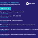 Webinary - branża produkcyjna