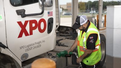 XPO Logistics wyróżniony przez Dow za zarządzanie środowiskiem w transporcie