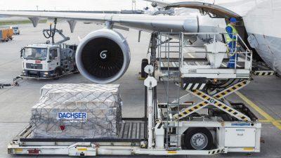 Dachser wzmacnia własną sieć lotniczą