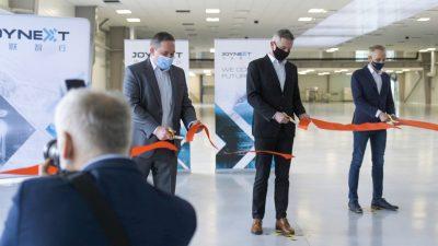 Joynext z nową halą produkcyjną w Obornikach Śląskich