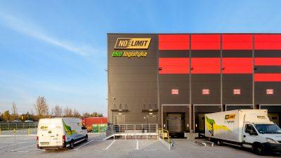 No Limit obsługuje e-commerce w Europie Środkowo-Wschodniej z nowego magazynu od 7R w Sosnowcu