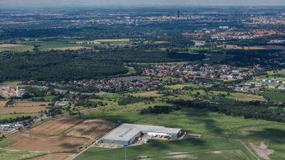Panattoni – na wschód od Wrocławia