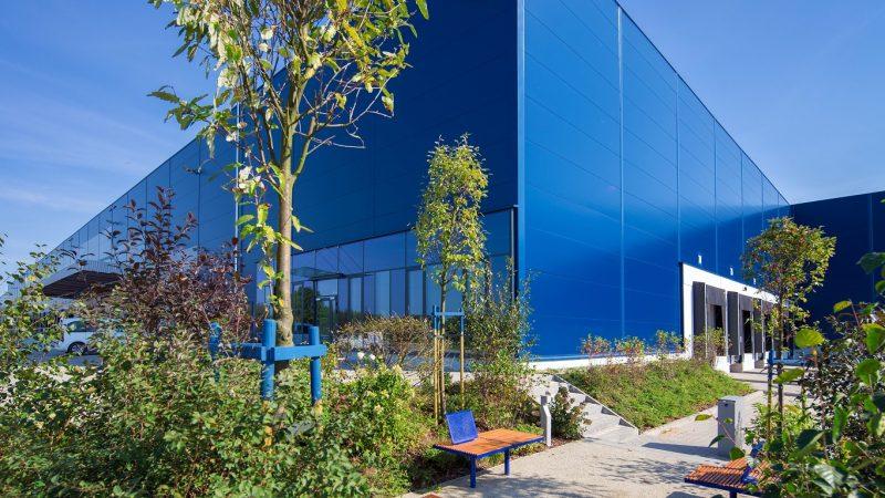 Panattoni najbardziej ekologicznym deweloperem przemysłowym w Europie