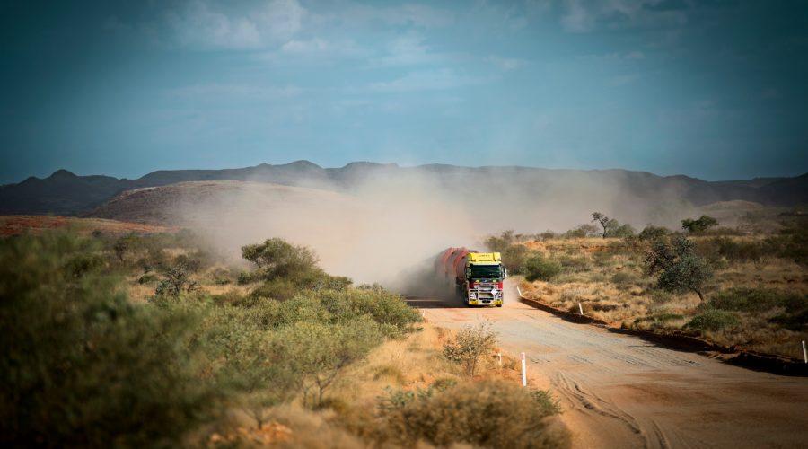 Transporty w Pilbara – case study